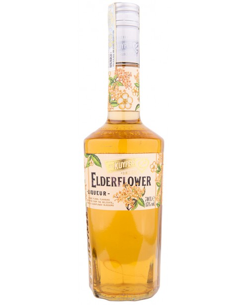 De Kuyper Elderflower 0.7L