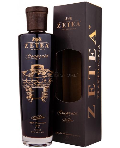 Zetea Lichior de Coacaze Negre 0.75L