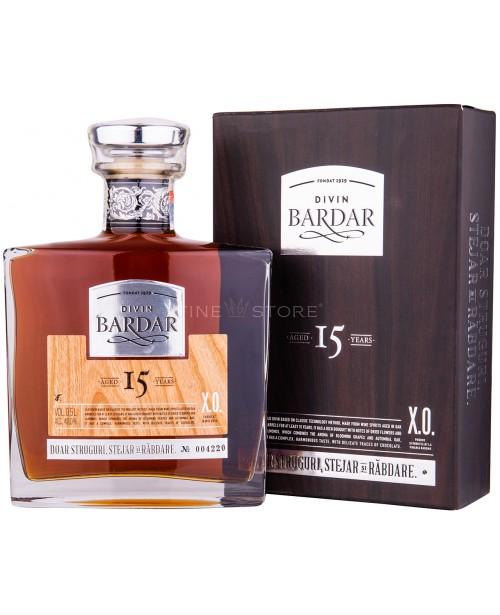 Divin Bardar Platinum XO 15 Ani 0.5L