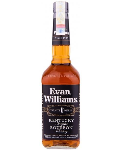 Evan Williams Extra Aged 0.7L