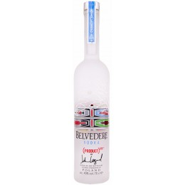 Belvedere Red John Legend Editie Limitata 0.7L