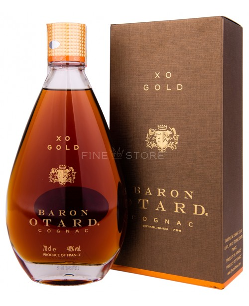 Baron Otard XO Gold 0.7L Top