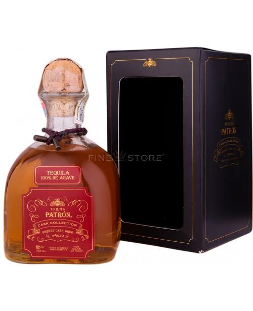 Patron Cask Collection Sherry Anejo 0.7L