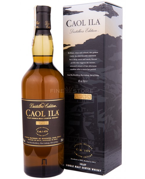 Caol Ila Distillers Edition 0.7L