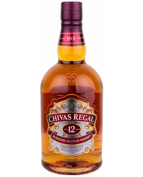 Chivas Regal 12 Ani 0.7L Top