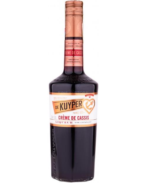 De Kuyper Creme de Cassis 0.7L