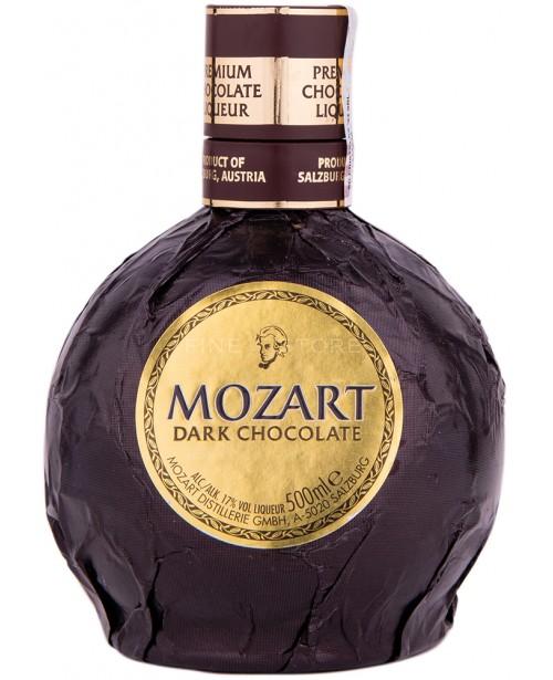 Mozart Dark Chocolate 0.5L