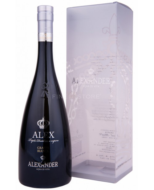 Bottega Grappa Alexander Cutie Cadou 0.7L Top