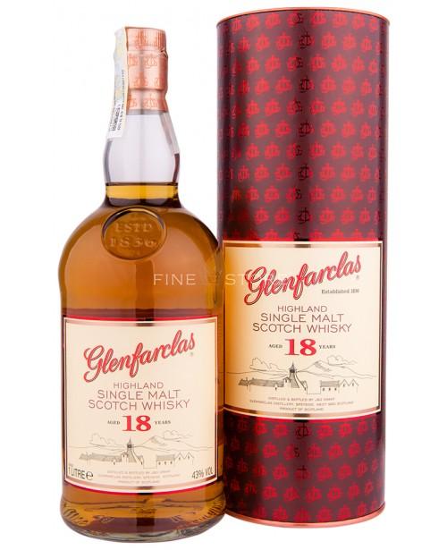 Glenfarclas 18 Ani 1L