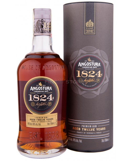 Angostura 12 Ani 1824 0.7L