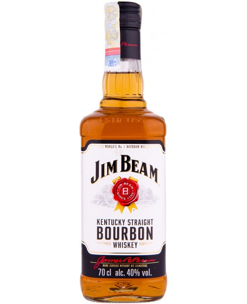 Jim Beam White Label 0.7L