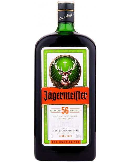 Jagermeister 1L Top
