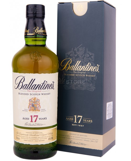 Ballantine's 17 Ani 0.7L Top