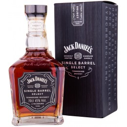 Jack Daniel's Single Barrel Cutie Cadou 0.7L