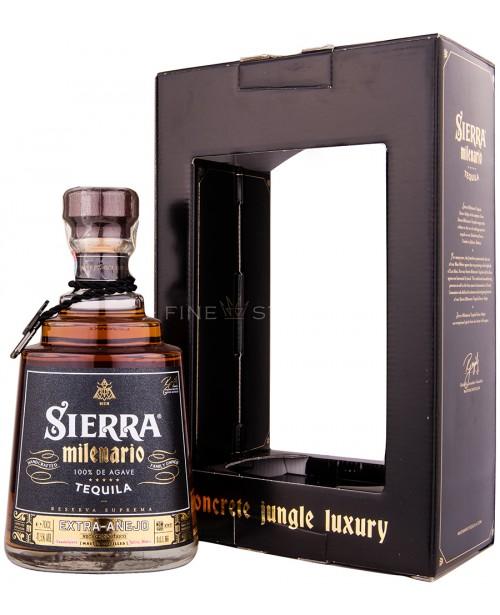 Sierra Milenario Extra Anejo 0.7L