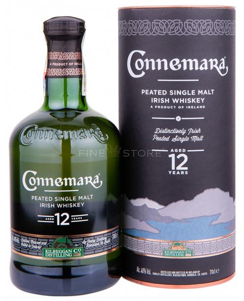 Connemara 12 Ani Peated 0.7L