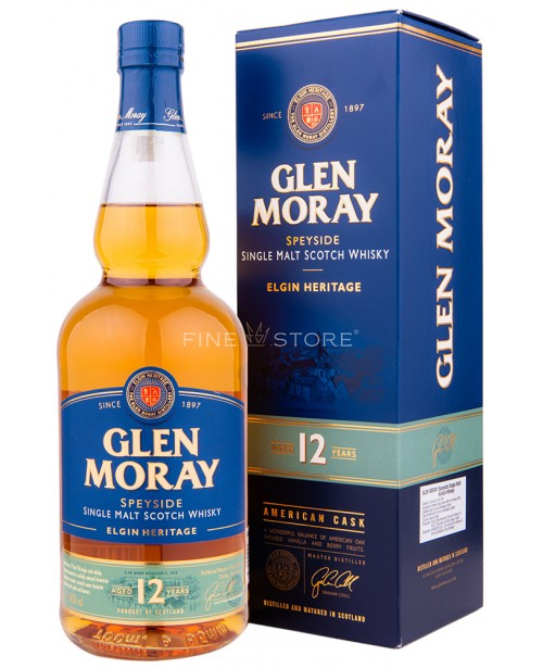 Glen Moray 12 Ani 0.7L