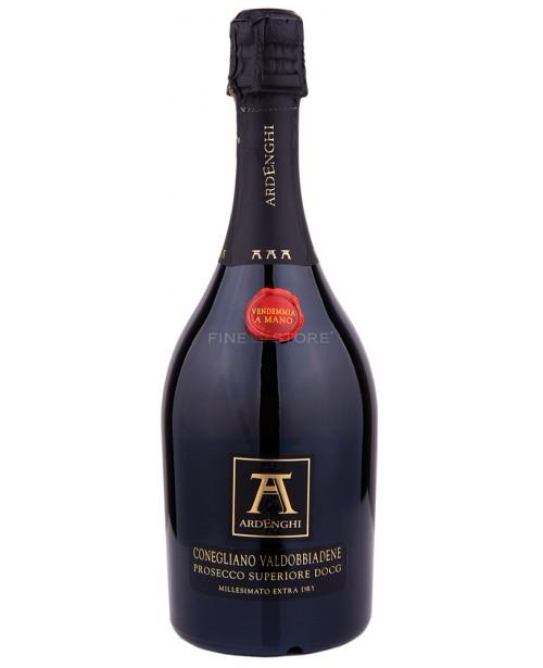 Ardenghi Prosecco DOC Millesimato Extra Dry 1.5L Top