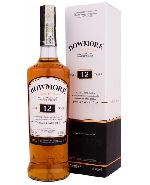 Bowmore 12 Ani 0.7L
