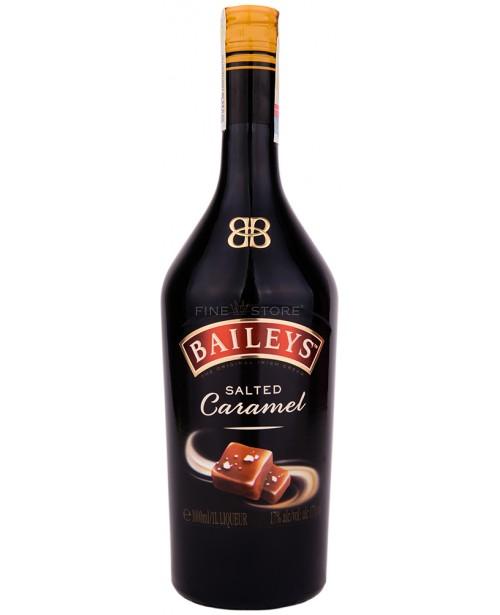 Baileys Salted Caramel 1L Top
