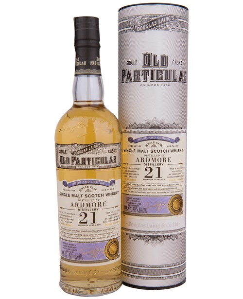 Ardmore 21 Ani 1996 Old Particular 0.7L Top