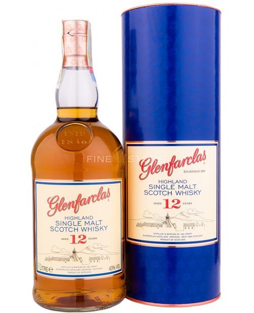 Glenfarclas 12 Ani 1L