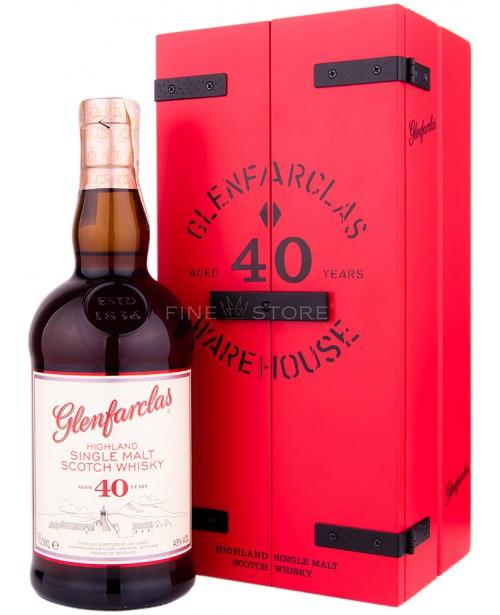 Glenfarclas 40 Ani 0.7L