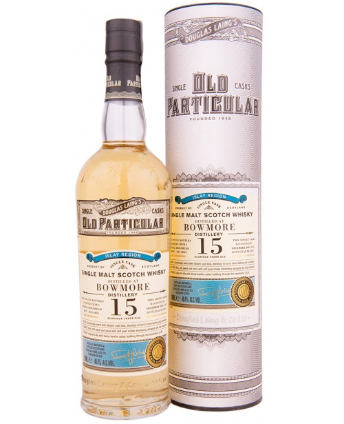 Bowmore 15 Ani 2001 Old Particular 0.7L
