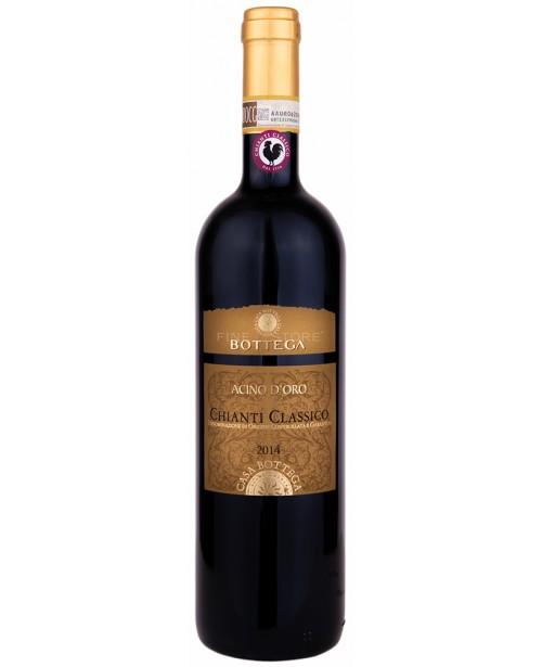 Bottega Acino D'Oro Chianti Classico DOCG 0.75L Top