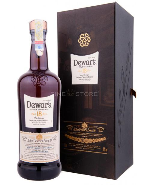 Dewar's 18 Ani 1L