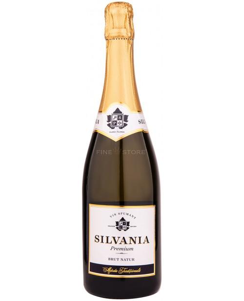 Silvania Premium Brut Natur 0.75L