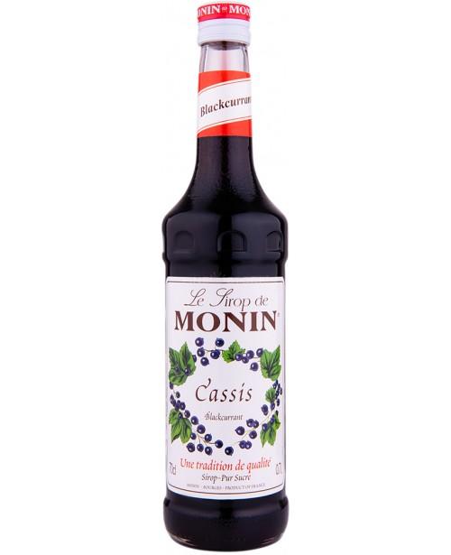 Monin Blackcurrant Sirop 0.7L