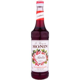 Monin Cranberry Sirop 0.7L