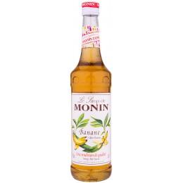 Monin Yellow Banana Sirop 0.7L