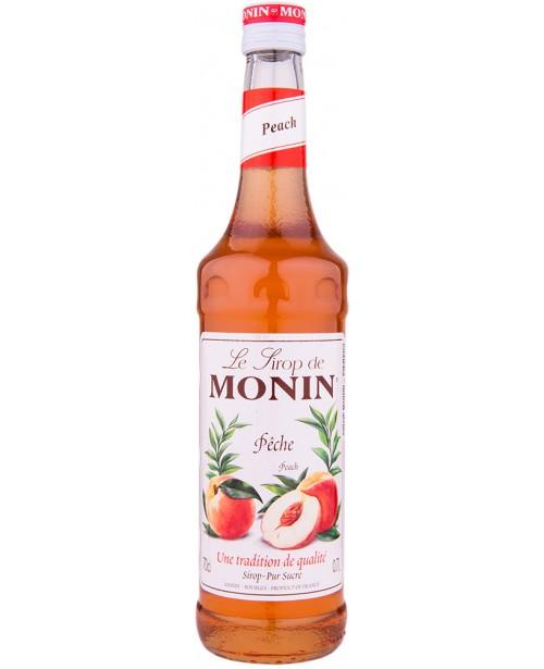 Monin Peach Sirop 0.7L