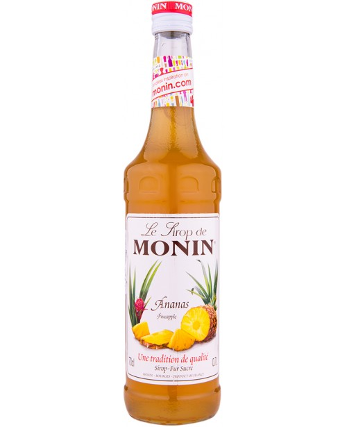 Monin Pineapple Sirop 0.7L