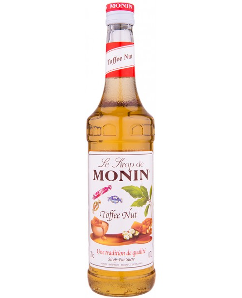 Monin Toffee Nut Sirop 0.7L