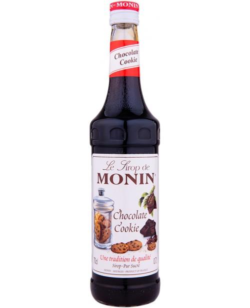 Monin Chocolate Cookie Sirop 0.7L