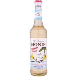 Monin Vanilla Sugar Free Sirop 0.7L