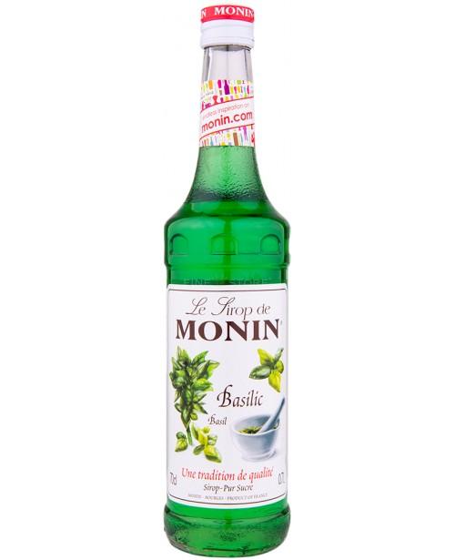 Monin Basil Sirop 0.7L