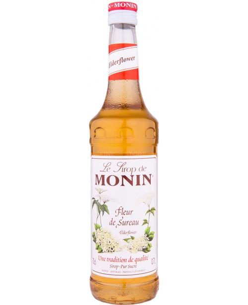 Monin Elderflower Sirop 0.7L