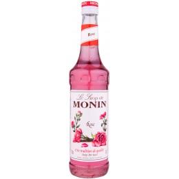 Monin Rose Sirop 0.7L