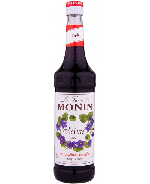 Monin Violet Sirop 0.7L