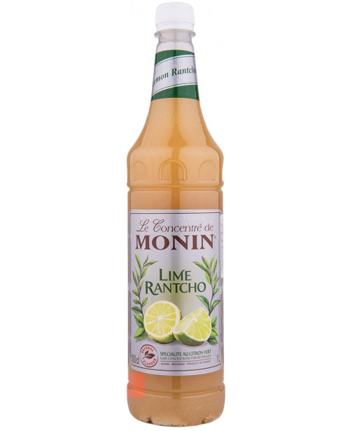 Monin Rantcho Citron Sirop 1L PET