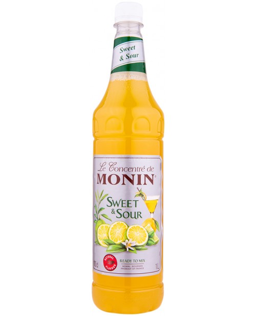 Monin Sweet & Sour Sirop 1L PET