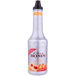 Monin Peach Piure de Fructe 1L