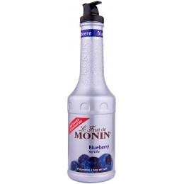Monin Blueberry Piure de Fructe 1L