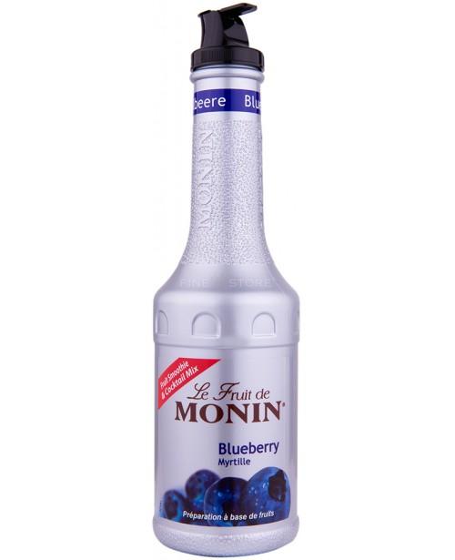 Monin Blueberry Piure de Fructe 1L