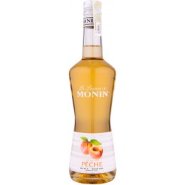 Monin Peach Lichior 0.7L