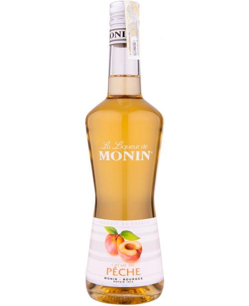 Monin Peach Lichior 0.7L